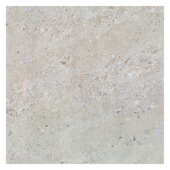 Stone Hillock Semi Polished Cream Tile - 600x600mm