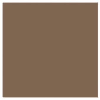 Lisbon Coffee Brown Matt Tile - 96x96mm