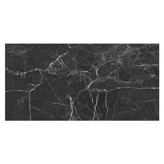 Marmori St Laurent Black Lappato Tile - 1200x600mm