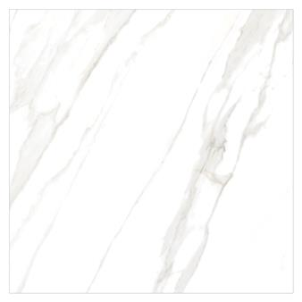 Marmori Calacatta White Matt Tile - 600x600mm