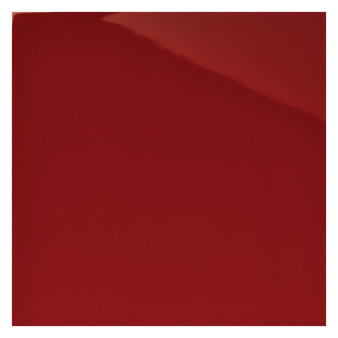 Reflections Red Tile - 150x150mm