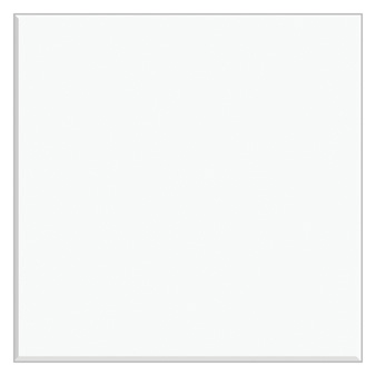 Reflections White Satin Tile - 200x200mm