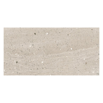 Conglomerates Warm Sands Matt Tile - 600x300mm