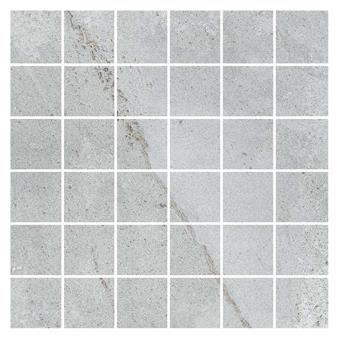 Palace Cool Slate Mosaic Matt Tile - 300x300mm