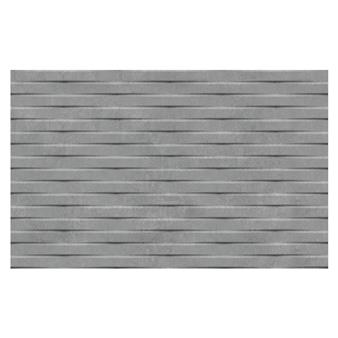 Cement Tech Mini Grey Décor Tile - 400x250mm