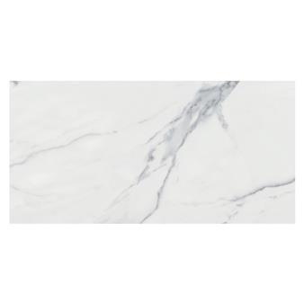 Lassen Carrara Gloss Tile - 600x300mm