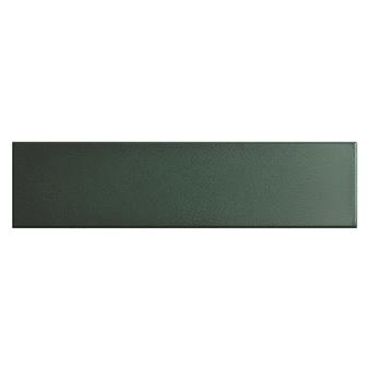 Crackle Emerald Green Gloss Tile - 300x75mm