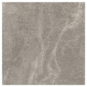 Veined Stone Dark Greige Tile - 600x600mm