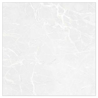 Nebula White Semi Polished Wall and Floor Tile - 600x600mm
